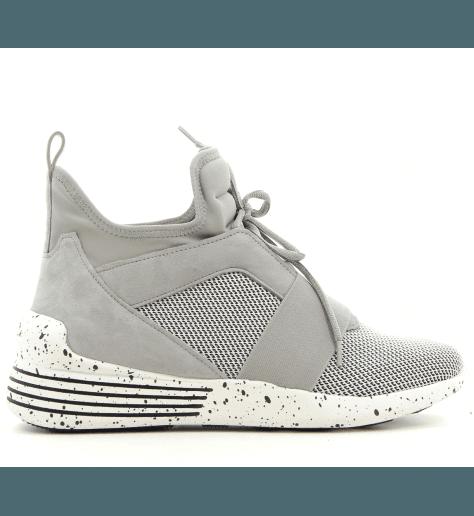 Sneakers neoprene  gris BRAYDINGREY - Kendall+Kylie