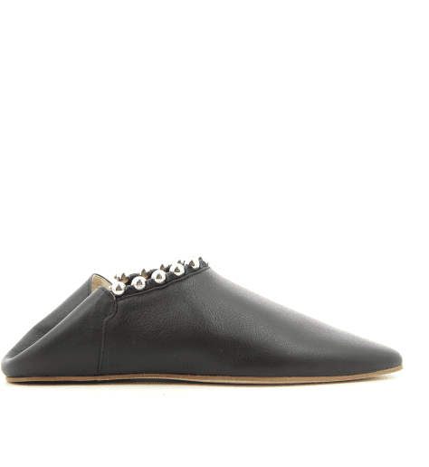 Mules style Babouche noir 048 Medina - GreyMer