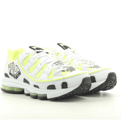 Sneakers blanches MSGM X FILA Silva for men - MSGM