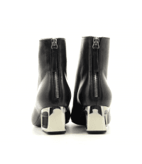 Bottines pointues en cuir verni Premiata - M5418
