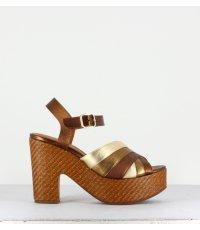 Sandales à plateforme - Yisca