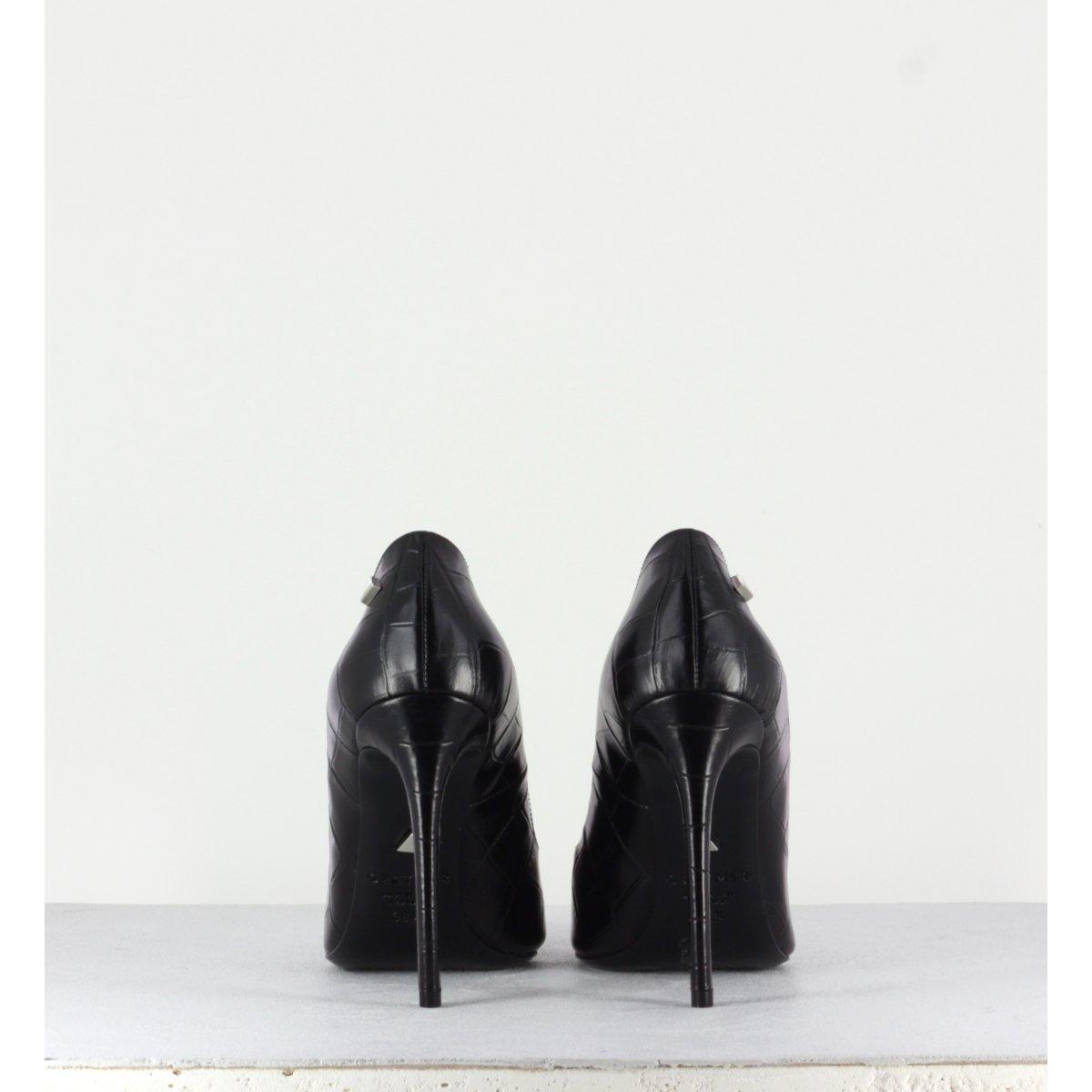 Escarpins à talons noir 528 LOOK- GreyMer
