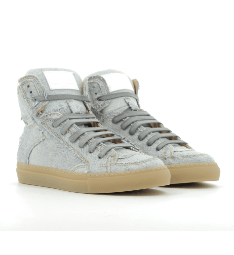Sneakers plates denim - MM6 Martin Margiela S59WS0019/512
