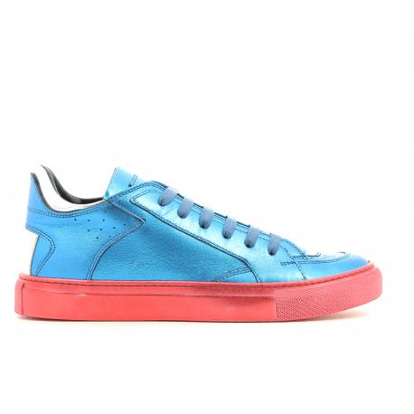 Sneakers plates metallisées - MM6 Martin Margiela S40WS0054/961