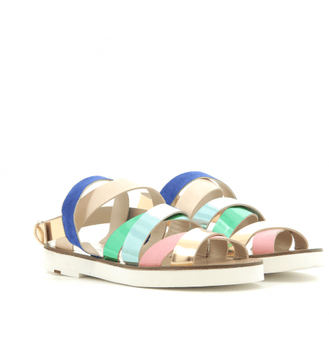 Sandales en cuir multicolore RIO - Ps by Paul Smith