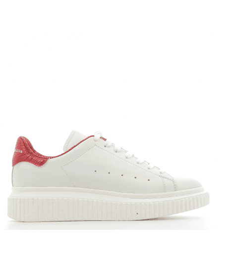 Sneakers  white KRACE/BLRO - Officine Créative