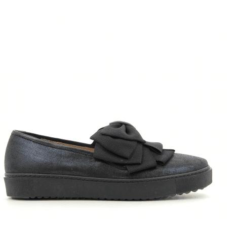 Sneakers à semelles plates marine ZASHA - Chie Mihara