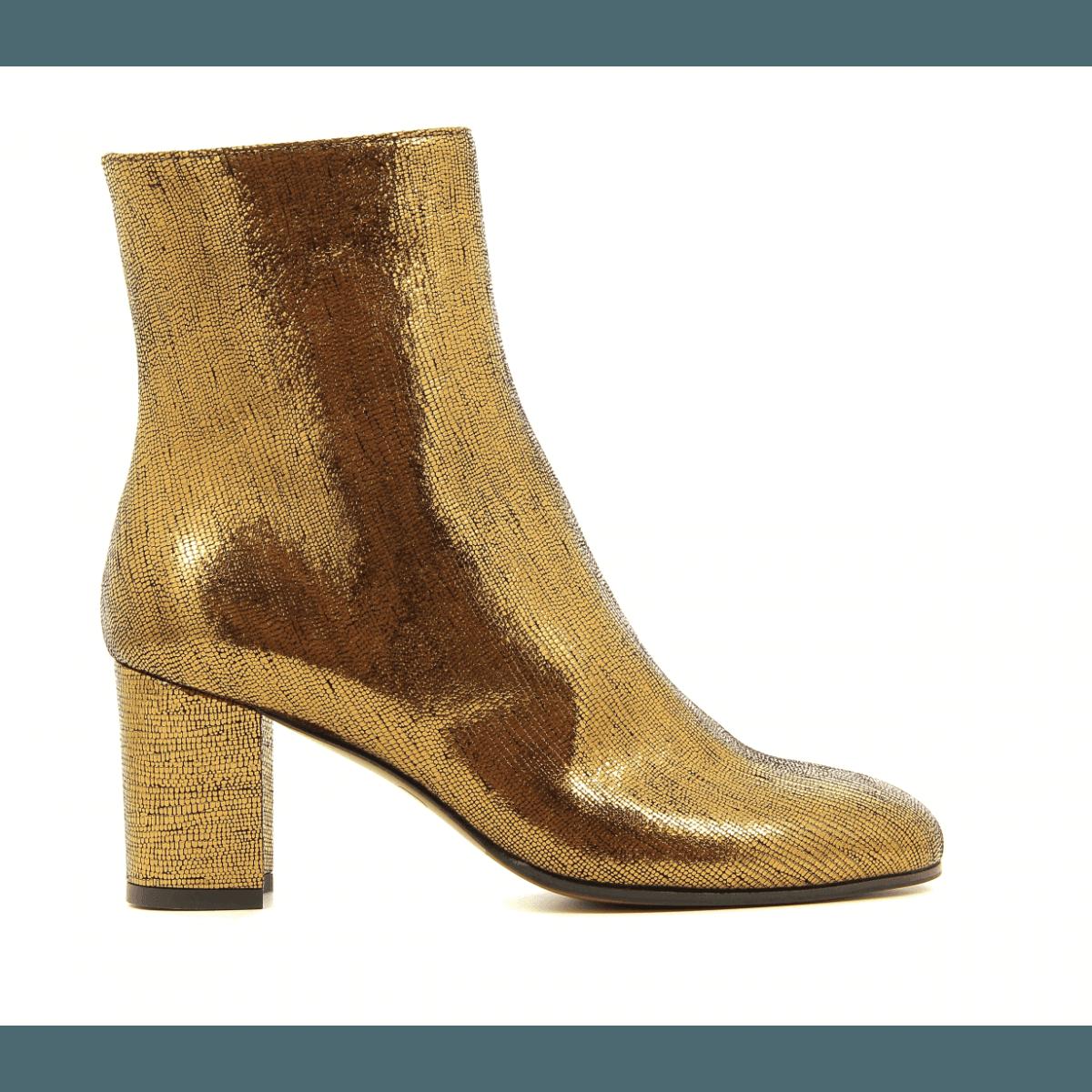 L Autre Chose Boots En Cuir Sast Prix Pas Cher BRVytTne