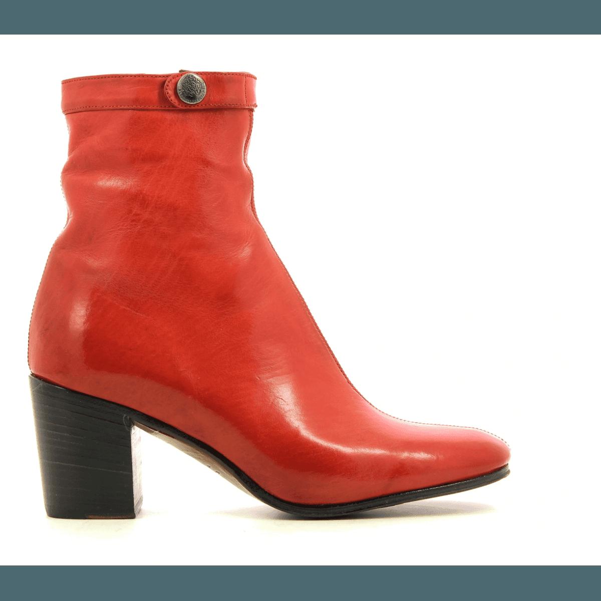 Les bottines en cuir ARA rouge Riporto Rouge Cobra Femme Gowest Santiag - 5us - 38eur Chaussures TUK Viva noires Casual unisexe Columbia Chaussures de randonnée Terrebonne Outdry Extreme Mid UwHqdTJ
