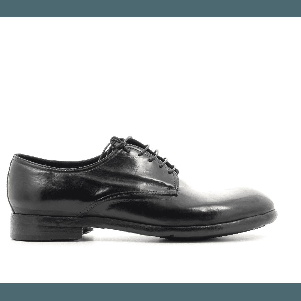 100c812feec Derbies Homme à lacets cuir marine AN04A2 - Lemargo - Garrice