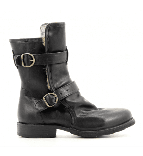 Boots fourrée lapin 7130- Fiorentini+Baker