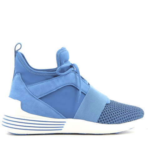 Sneakers neoprene  bleu BRAYDINBLU - Kendall+Kylie