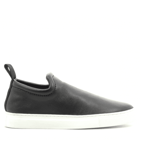 Sneakers en cuir noir Joseph - JO30041N