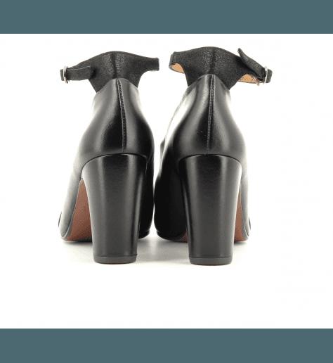 Escarpins noir à talons hauts EASY - Chie Mihara