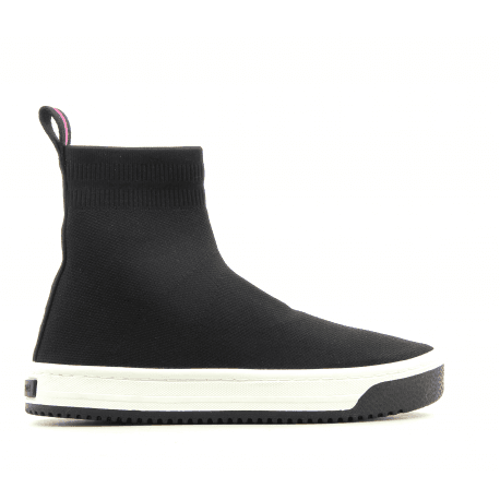 Sneakers en textile noir DART SOCK SNEAKER2 - Marc Jacobs