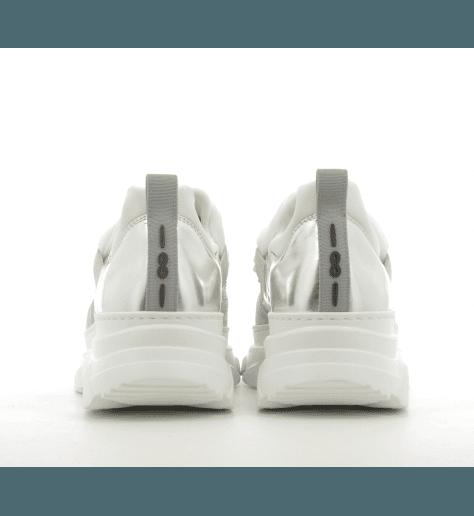 Baskets à semelles épaisses blanches 181 by Alberto Gozzi - KYOG-252LYB
