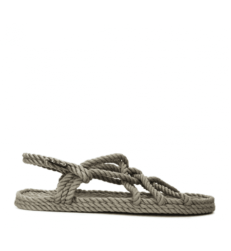 Sandales vegan en corde Nomadic State of Mind - JC SANDALS GREEN