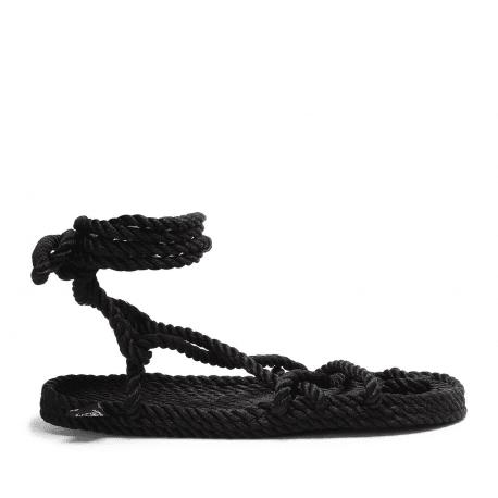 Sandales vegan en corde Nomadic State of Mind - ROMANO BLACK
