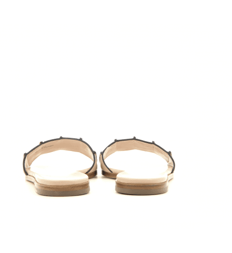 Sandales en cuir multicolore SAFIA SWIRL -Paul Smith